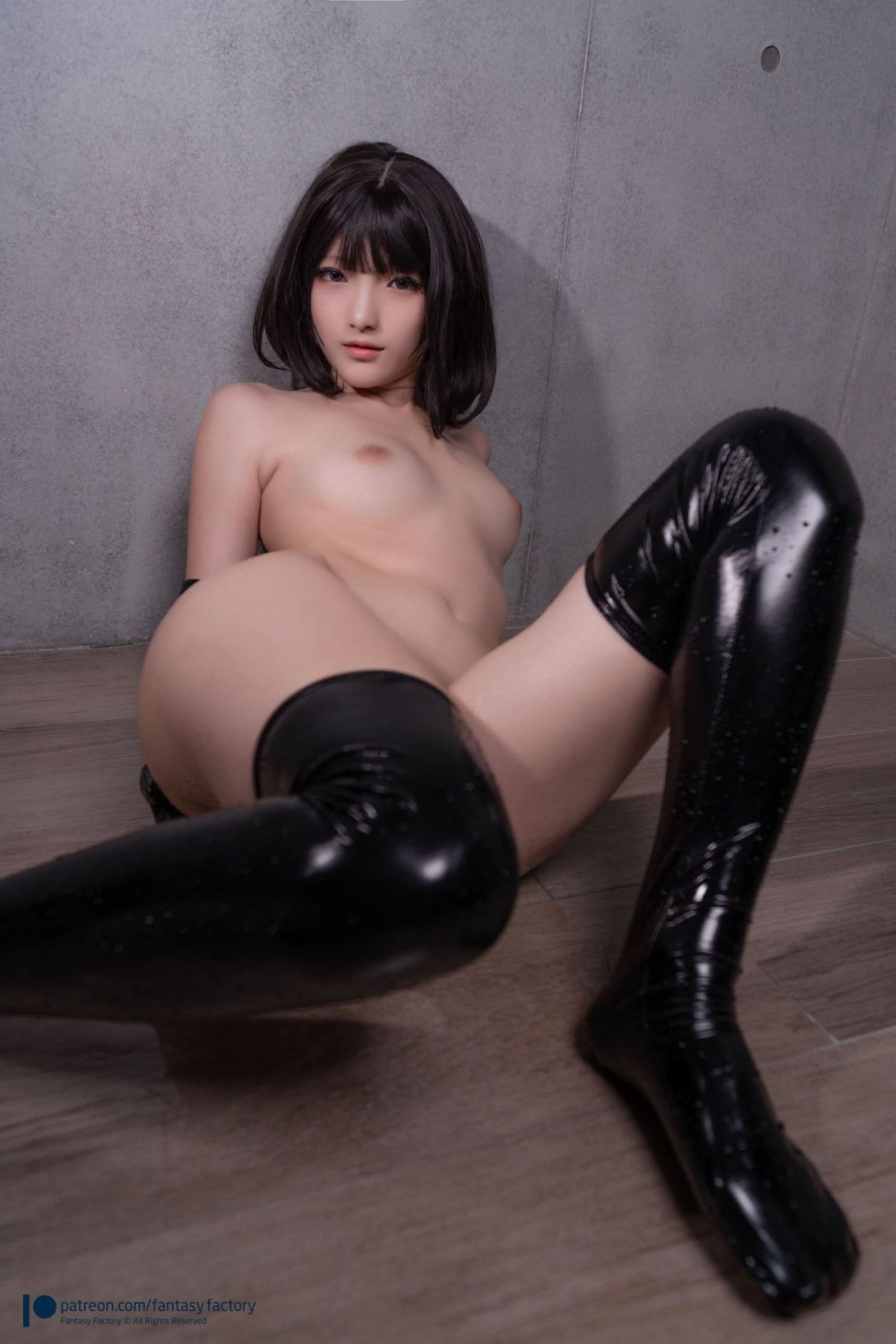 台湾超人気コスプレイヤーのエロ画像 小丁こまち Kochou2-043