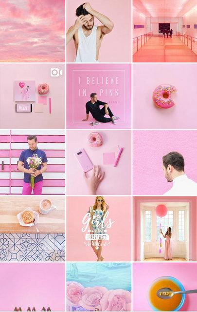 feed instagram aesthetic