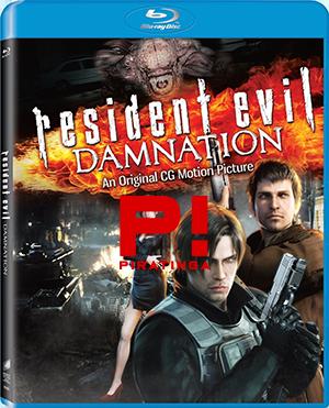 Resident Evil: Damnation (2012) [BDRrip] [1080p] [Latino – Inglés]