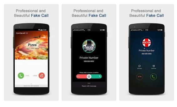 Fake Call - Developers Point