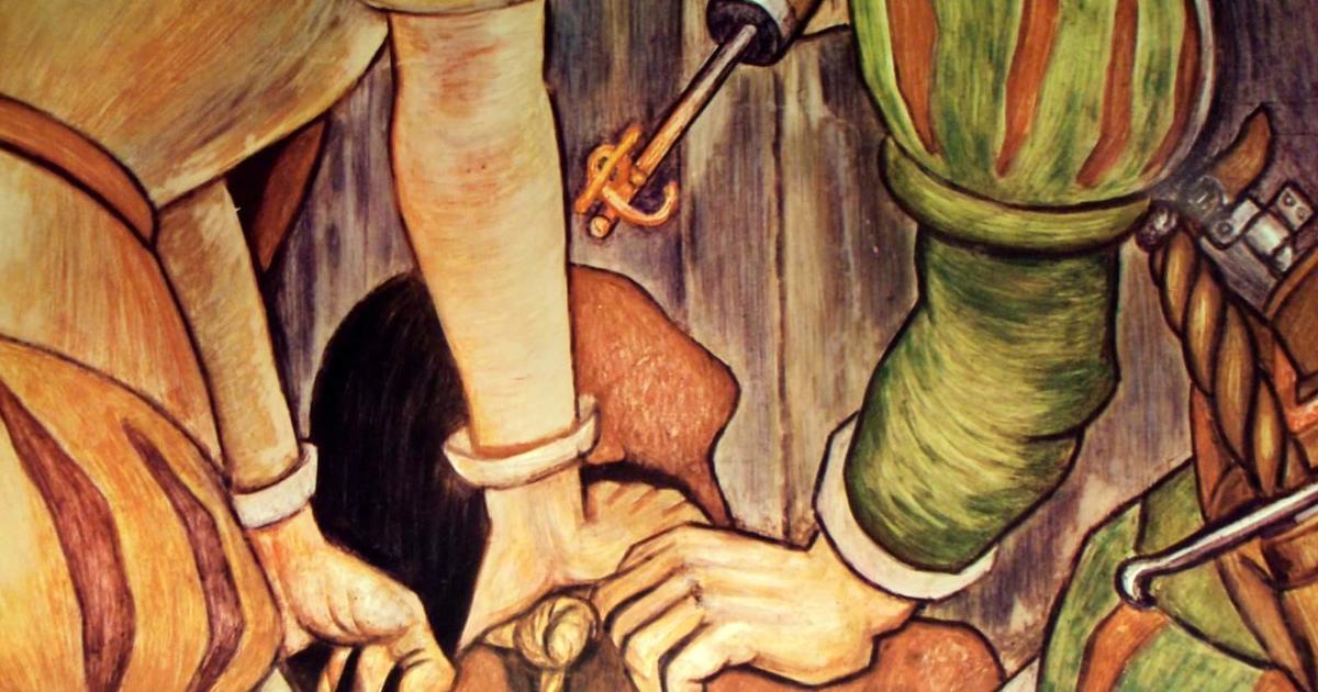 12 de octubre: Sobre centauros, sangre y oro