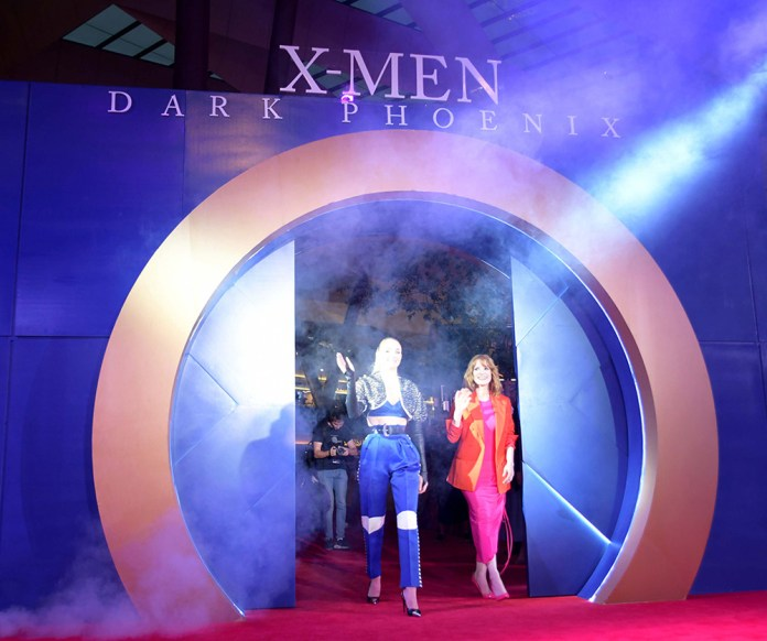 X-Men-Dark-Phoenix-Mexico-Fan-Event-2