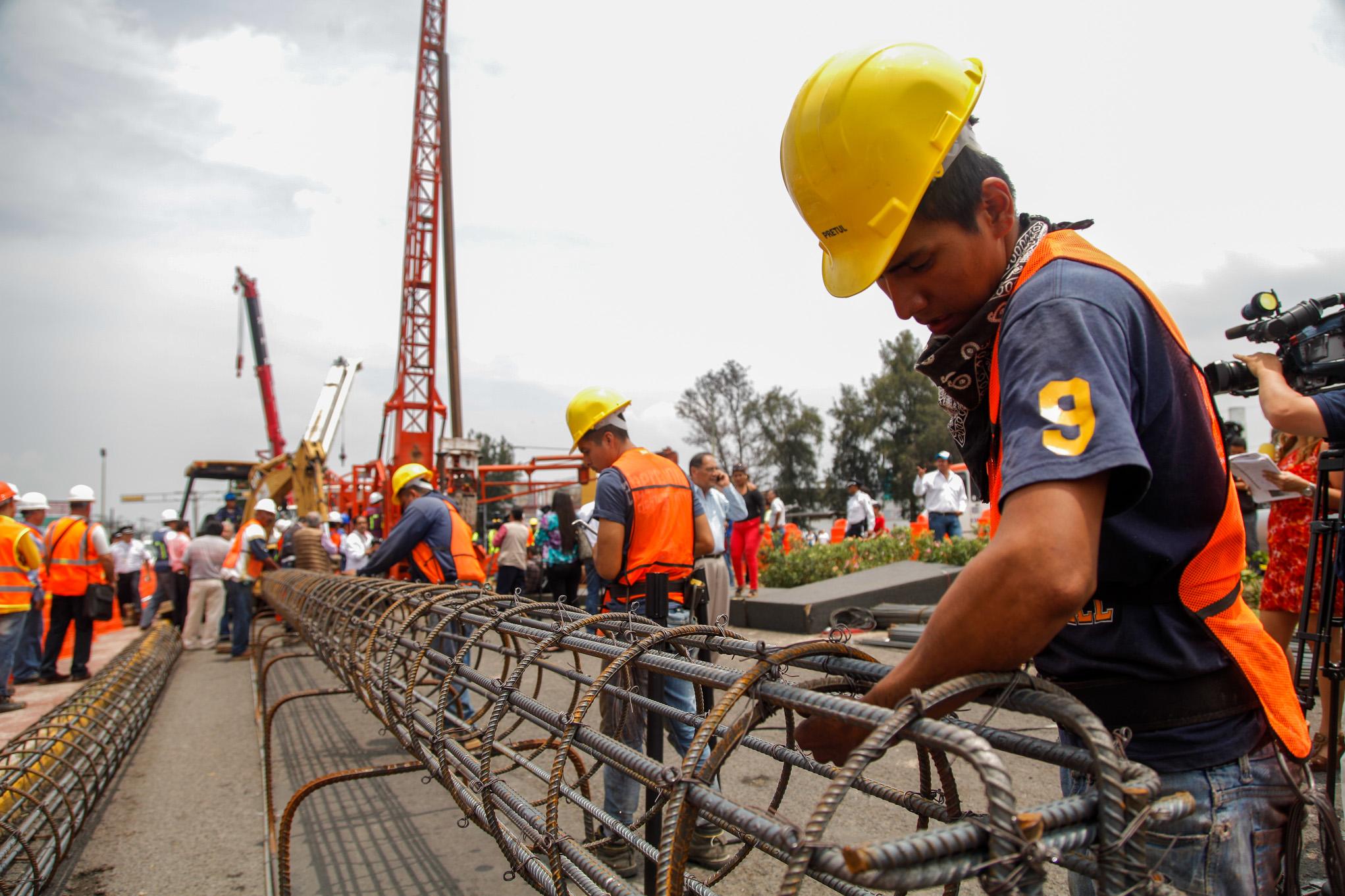 371 trabajadores fallecidos por accidente laboral en 7 meses
