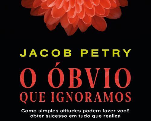 @faroeditorial relança livro de não ficção do autor Jacob Petry!