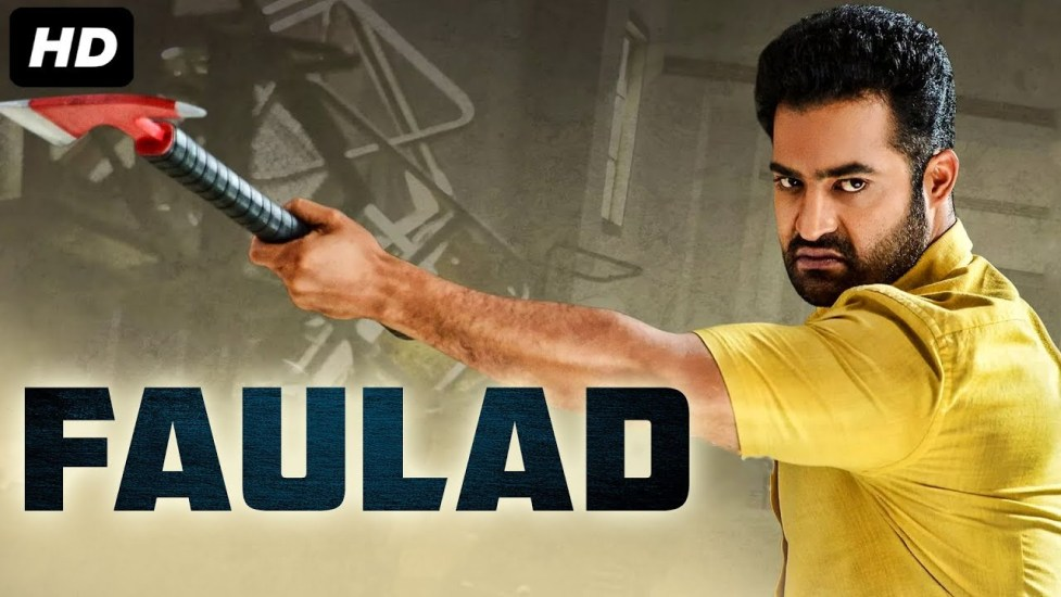 FAULAD (2019) Hindi Dubbed Movie 720p