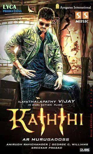 Khakhi Aur Khiladi (Kaththi) 2019 Hindi Dubbed Movie HDRip 720p