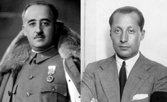 El PSOE renueva el ducado que Franco concedió a Primo de Rivera