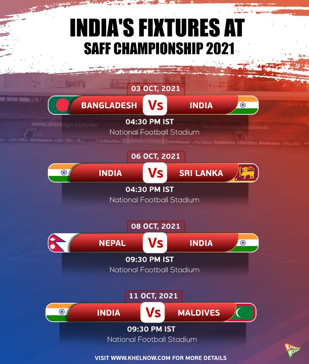 Indias-fixtures-at-SAFF-Championship-2021