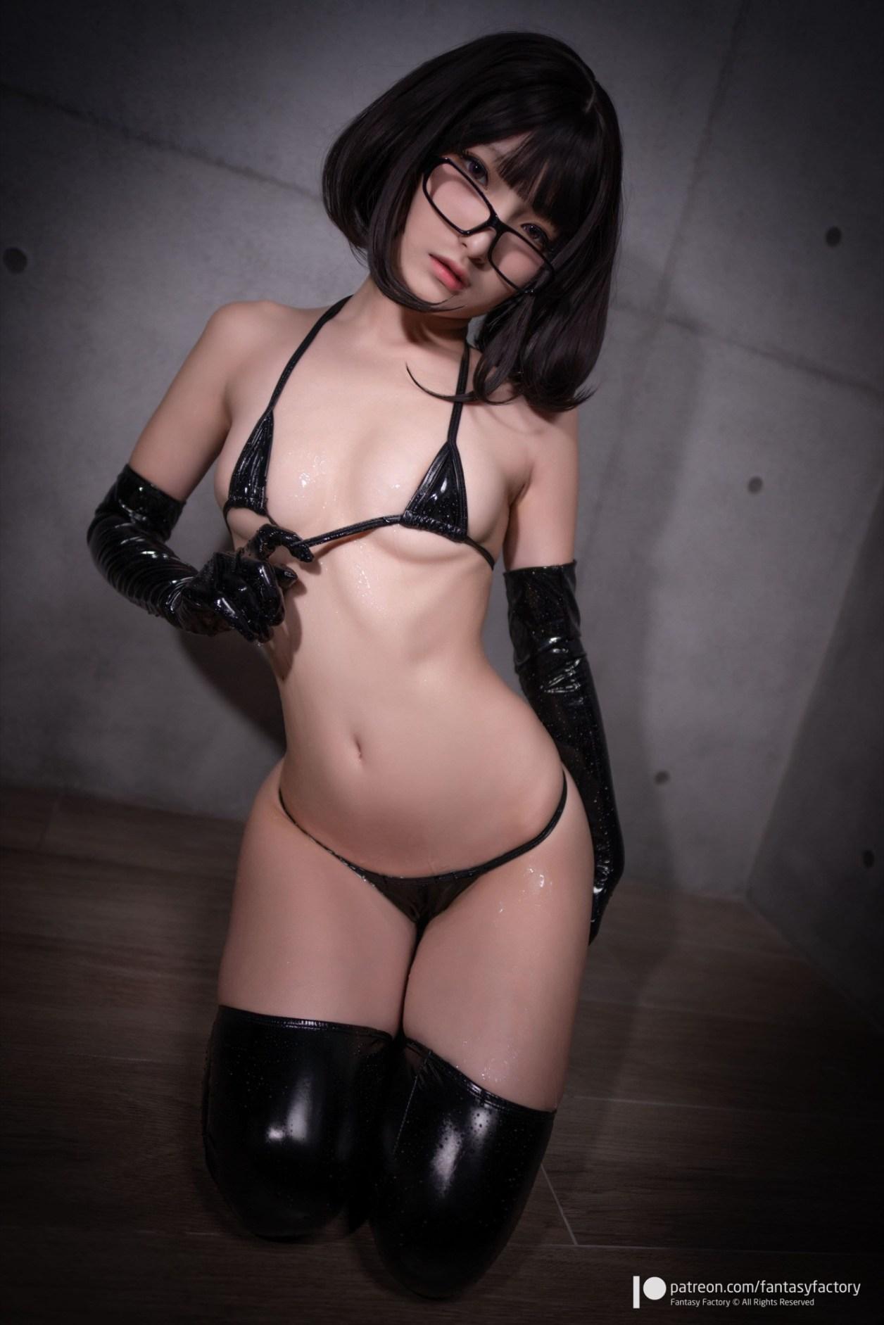 台湾超人気コスプレイヤーのエロ画像 小丁こまち Kochou2-016