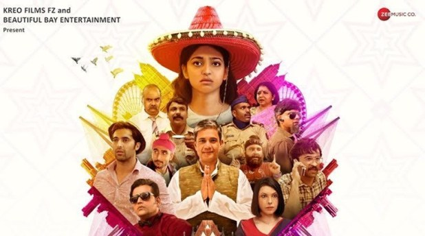 Bombairiya 2019 Hindi Movie HD 720p