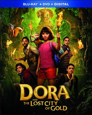 Dora y la Ciudad Perdida (2019) [BDRip] [1080p] [Latino – Inglés]