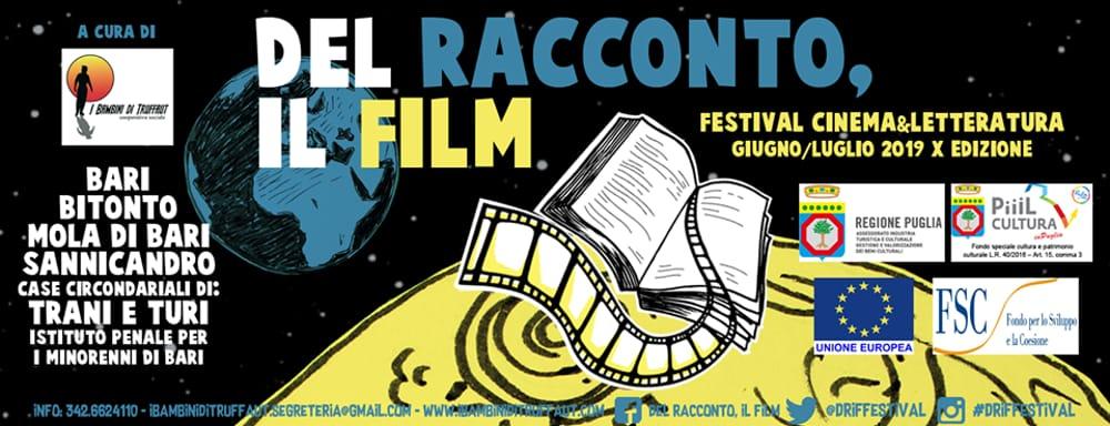 Festival di Cinema&Letteratura Del Racconto