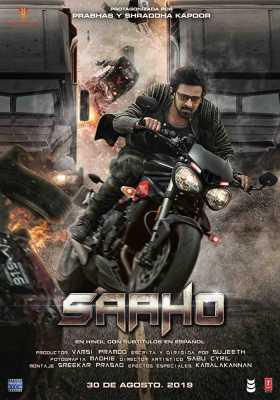 Saaho (2019) Hindi 480p PreDvDRip x264 AAC [550MB] Full Bollywood Movie