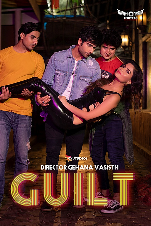 18+ Guilt 2020 HotShots Originals Hindi Short Film 720p HDRip 250MB DL