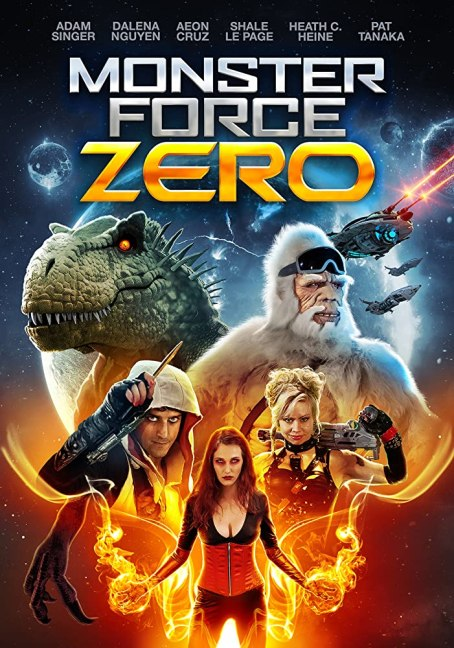 Monster Force Zero 2020 English Movie 720p HDRip 800MB