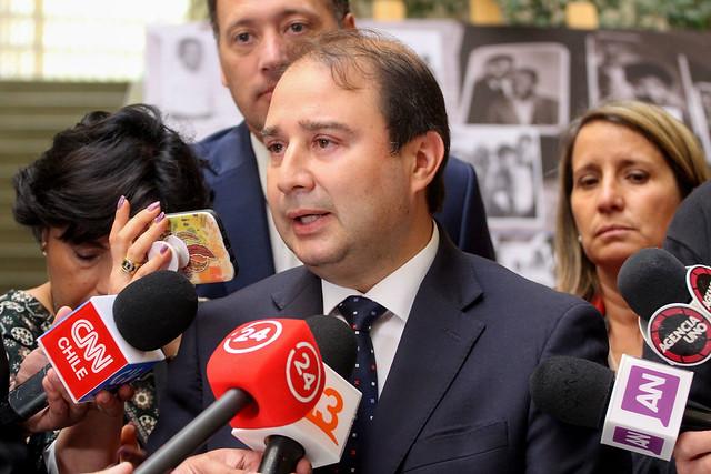 FRANK SAUERBAUM DESTACA SUSTANTIVO AVANCE DE REFORMA DE PENSIONES EN LA CÁMARA DE DIPUTADOS.