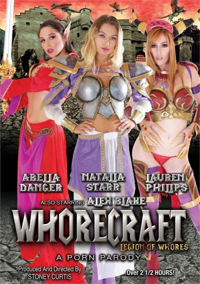 18+ Whorecraft: Legion Of Whores 2020 Porn Parody XXX 720p HDRip 900MB Download