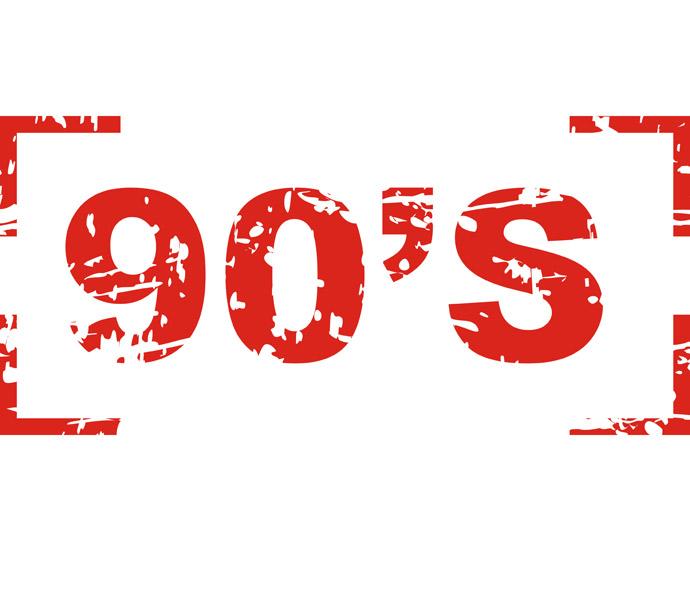 1990-2020: 6 film pronti per i 30 anni
