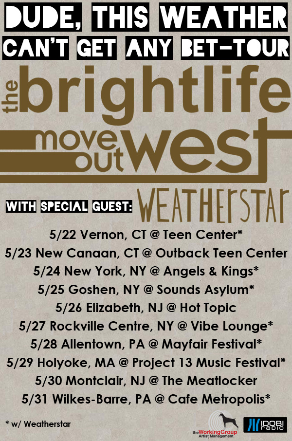 Move Out West tour