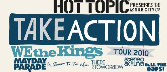 Take Action Tour 2010