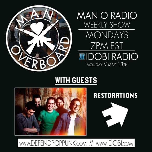 05.13.13 - Restorations Ad MANO RADIO