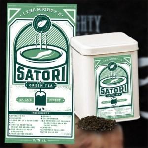 I The Mighty - Satori Tea Set
