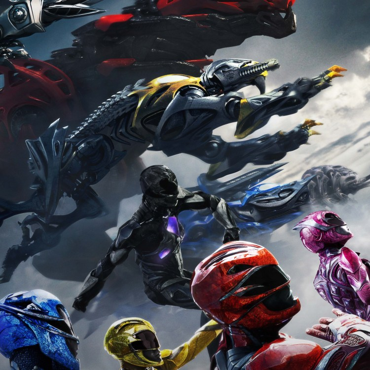 Film Review: Saban's Power Rangers