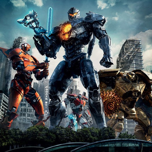Film Review: Pacific Rim: Uprising
