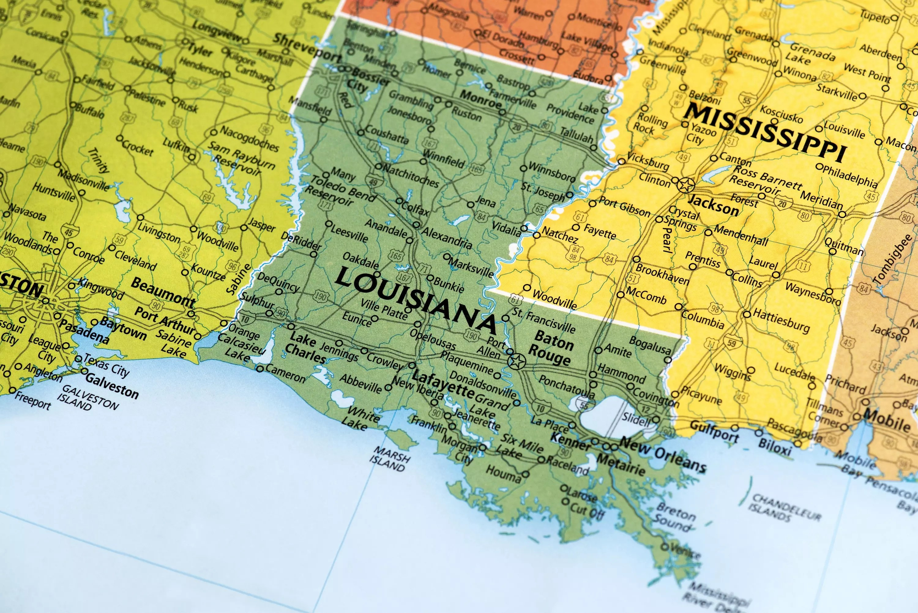 CDC: Louisiana Leads Region For Patients With Flu-Like Symptoms ...