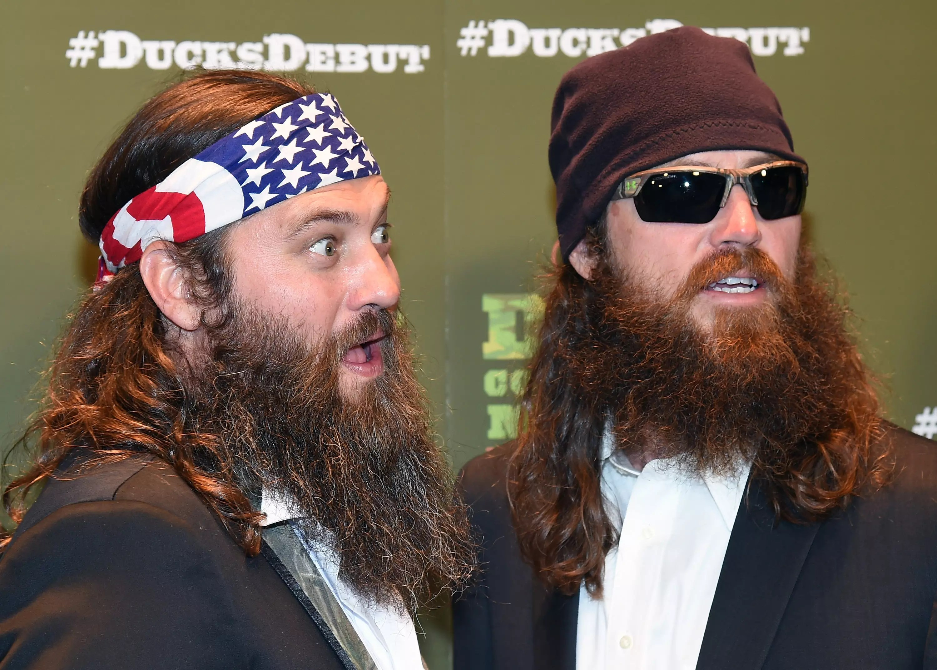 Hump Day Happy Hour Jase Robertson Shaves  Chuck and Kelly  News Radio 810  1031 WGY