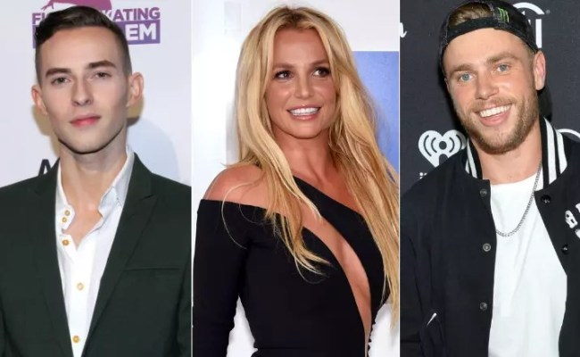 Britney Spears Shows Love To Gay Olympians Gus Kenworthy