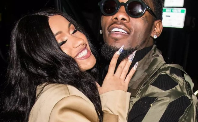 Cardi B And Offset Give Parenthood Update With Hilarious