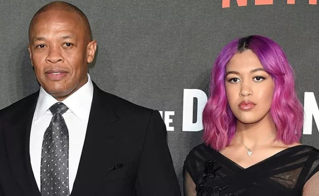 Dr Dre Deletes Post Joking About Daughter S Usc