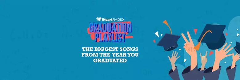 graduation playlist iheartradio