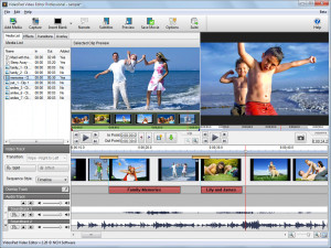 VideoPad Video Editor náhled pro download