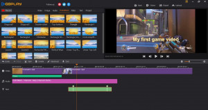 GoPlay Editor náhled pro download