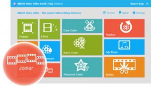 GiliSoft Video Editor náhled pro download