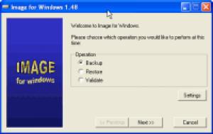 Image for Windows náhled pro download