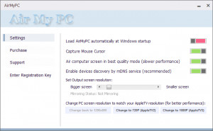 AirMyPC náhled pro download