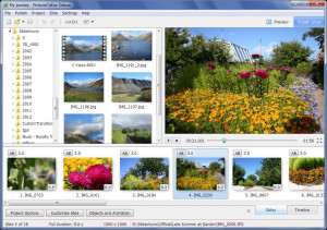 PicturesToExe náhled pro download