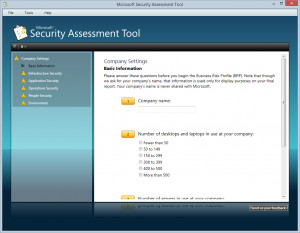 Microsoft Security Assessment Tool náhled pro download