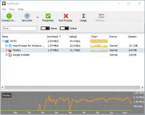 NetMaster náhled pro download