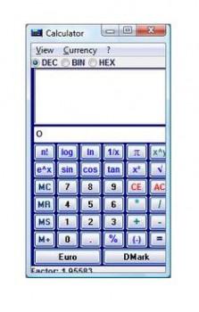 Alternate Calculator náhled pro download