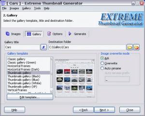 Extreme Thumbnail Generator náhled pro download