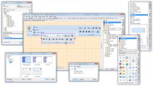 GUI Design Studio náhled pro download