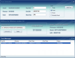 HDD Scan náhled pro download