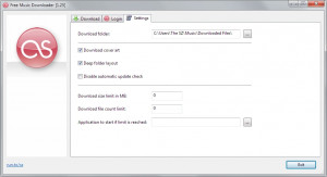 Free Music and Video Downloader náhled pro download