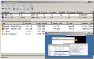 MultiMonitorTool náhled pro download
