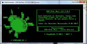 USB File Res náhled pro download