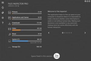 Files Inspector náhled pro download